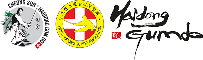 Logos Cheong Song/Swiss Haidong Gumdo Association